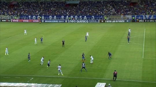 Judivan marca, mas Avaí busca empate no fim contra Cruzeiro no Mineirão
