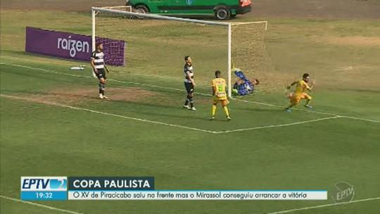 Pugliese despista sobre mudança em lista da Copa Paulista e diz: XV tem elenco para brigar por título