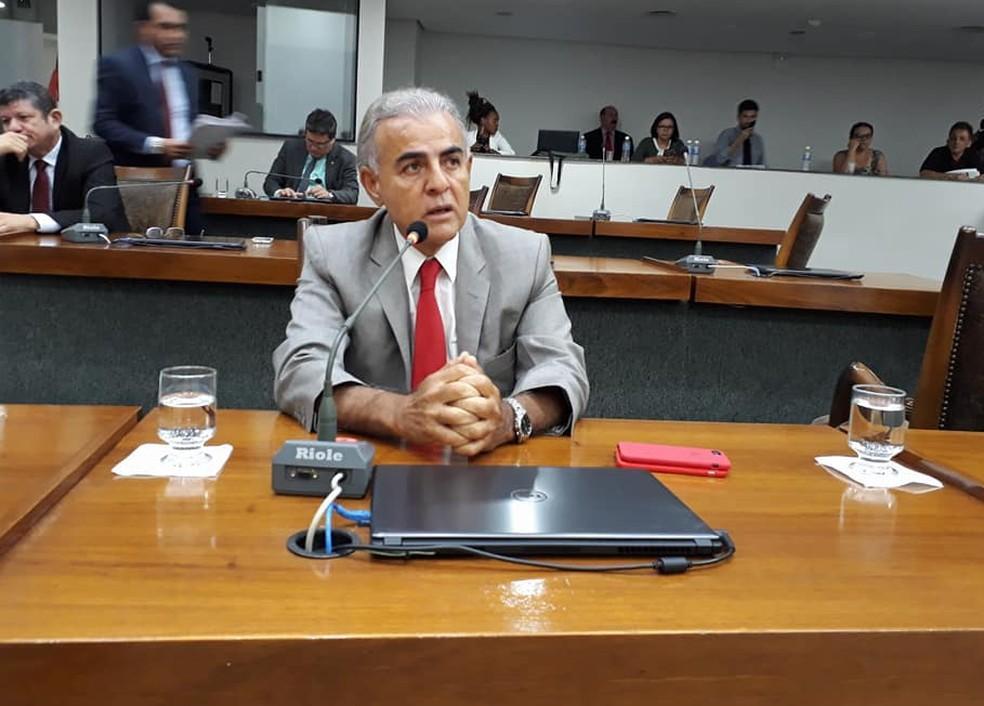 Paulo Mourão é deputado estadual  (Foto: Arquivo pessoal)