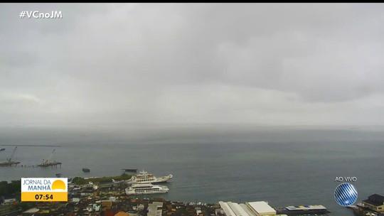 Confira a previsão do tempo para Salvador e cidades do interior da Bahia