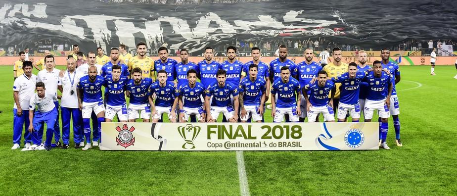 Hexa, hepta e bi: Cruzeiro se isola como maior vencedor da Copa do Brasil e dos anos 2000