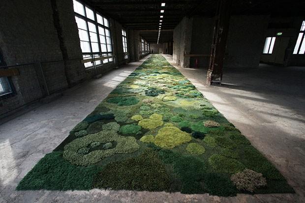 Você precisa conhecer esses 5 artistas que fazem tapeçarias inspiradas na natureza - Alexandra Kehayoglou (Foto: reprodução)