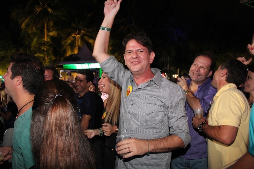 Cid Gomes foi prefeito de Sobral por dois mandados e é beneficiado pela lei de autoria do irmão (Foto: Alana Andrade/Divulgação)