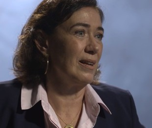 Lilia Cabral em 'Amigos, sons e palavras' | Reprodução/Canal Brasil