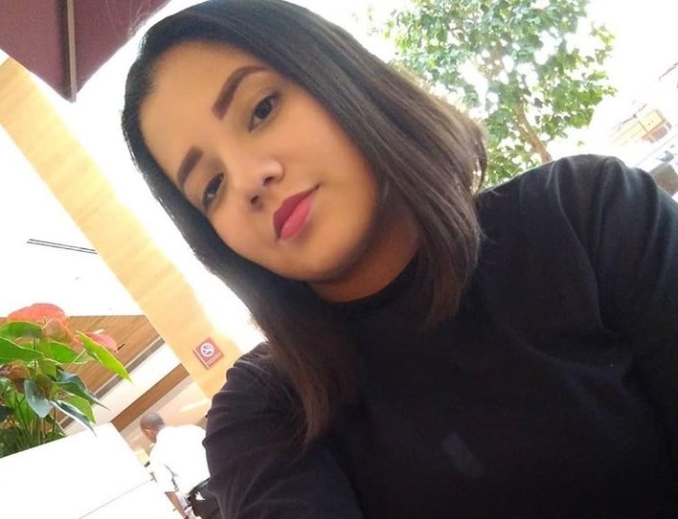 Ariana Victoria Godoy Figuera morreu após ser atingida por líquido — Foto: Arquivo pessoal