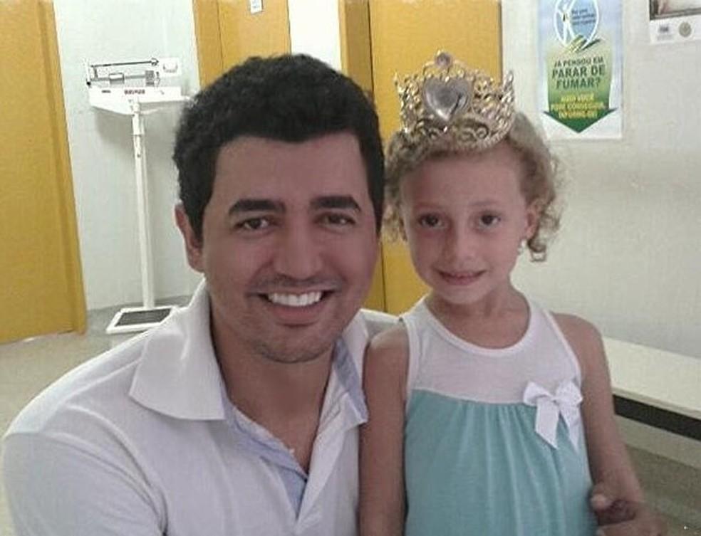 Herisson quer se especializar em neuropediatria — Foto: Herisson Henrique / Arquivo Pessoal