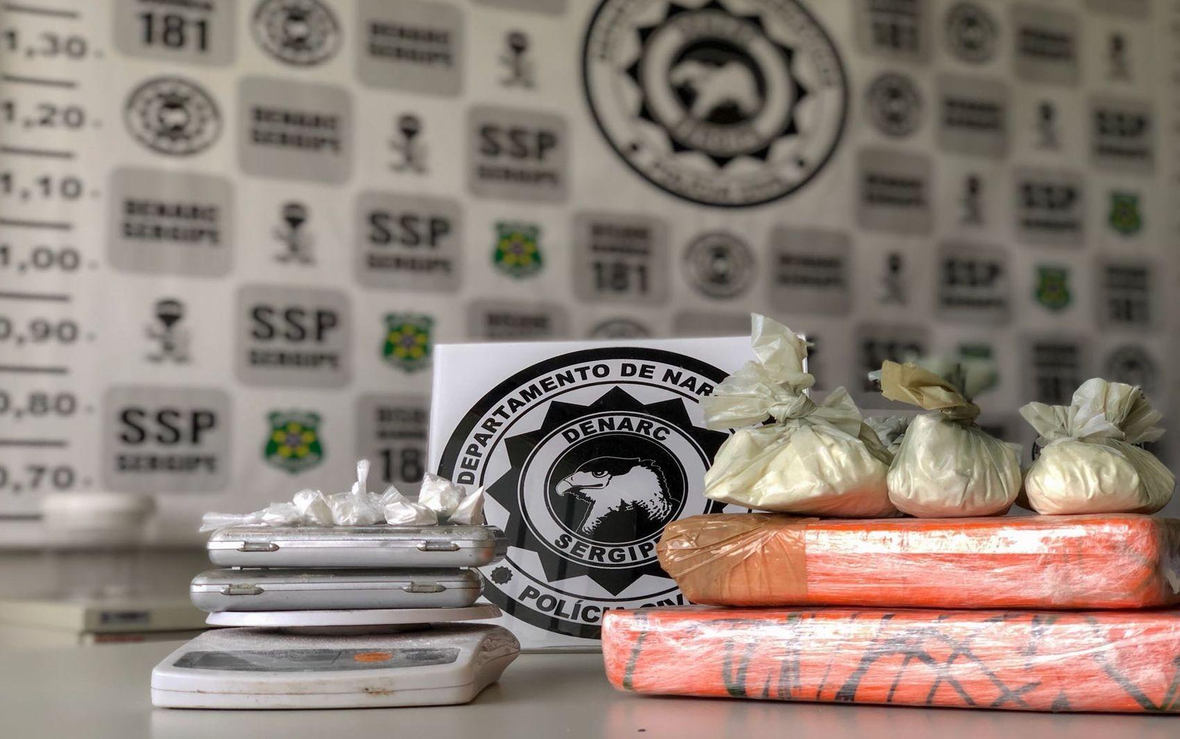 Homem é preso por tráfico de drogas no Bairro Aeroporto - Radio Evangelho Gospel
