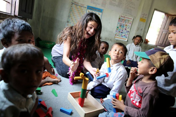 Selena Gomez (Foto: Grosby Group)