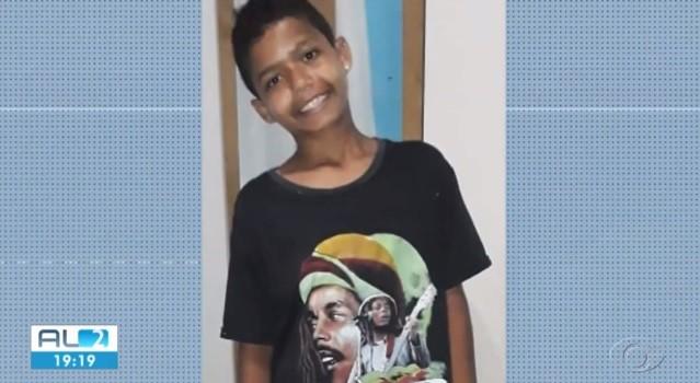 IML de Arapiraca confirma que o menino Kauan foi morto por golpes de arma branca