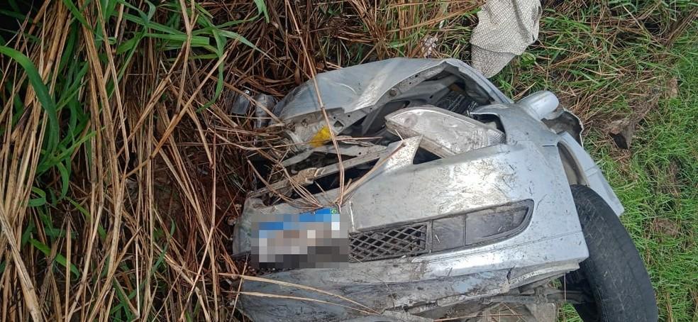 Motorista por aplicativo é morto a tiros após ter carro roubado no sudoeste da Bahia — Foto: Divulgação / Polícia Civil