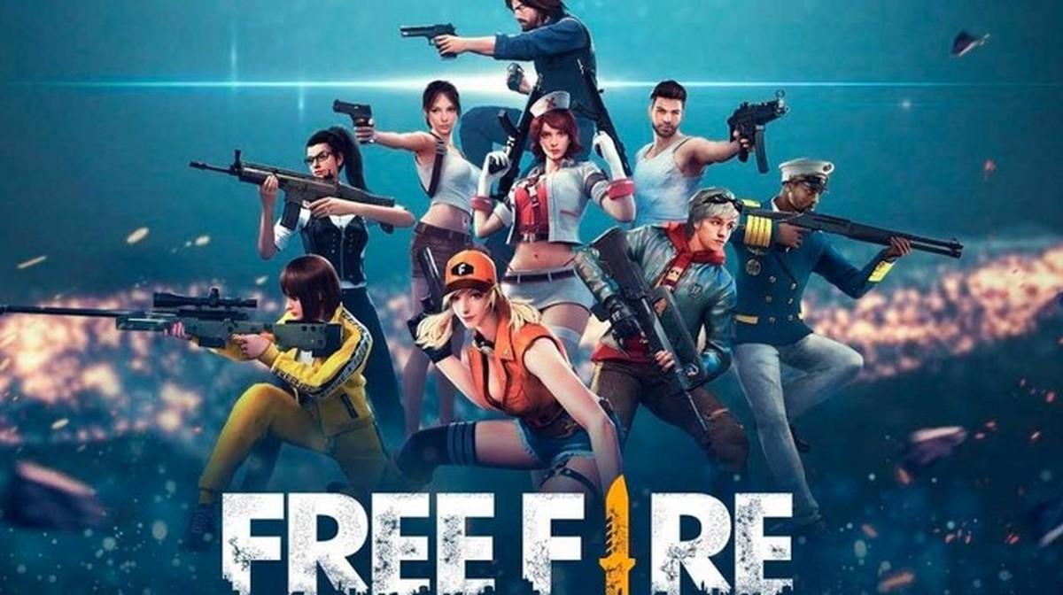 NFA Legends de Free Fire 2021 começou  neste sábado (9), a partir das 18h