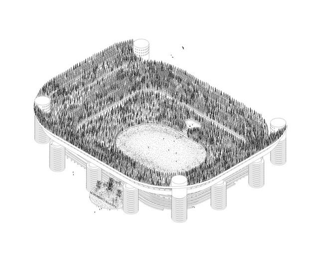 Memoriais para a Covid-19: 6 projetos de arquitetura já propõem um espaço para o luto (Foto: Divulgação)