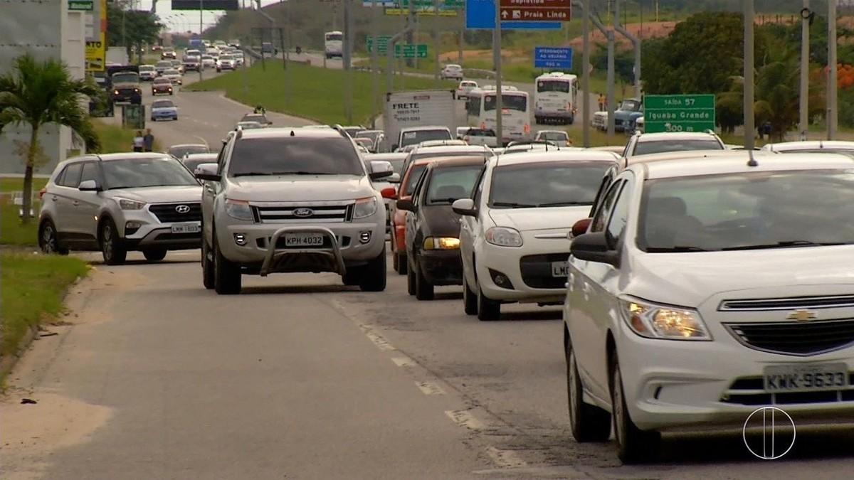 Estradas das Regiões Norte e Serrana do Rio têm trânsito tranquilo na manhã desta sexta-feira