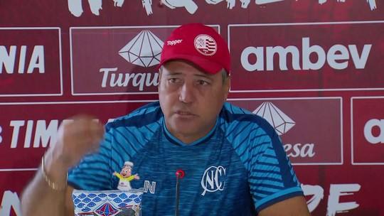 """Sport x Náutico: Márcio Goiano quer """"Luiz Henrique de 2018"""" em decisão"""