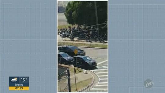 Funcionários do Aeroporto de Viracopos relatam pânico durante assalto