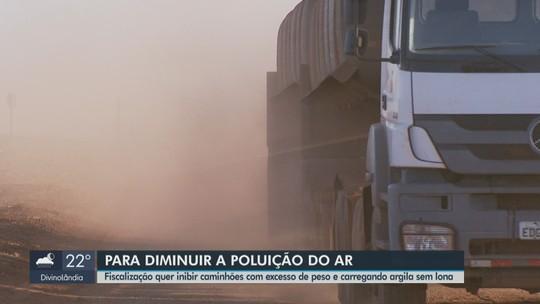 Santa Gertrudes descumpre liminar que determina fiscalização de caminhões, diz MP