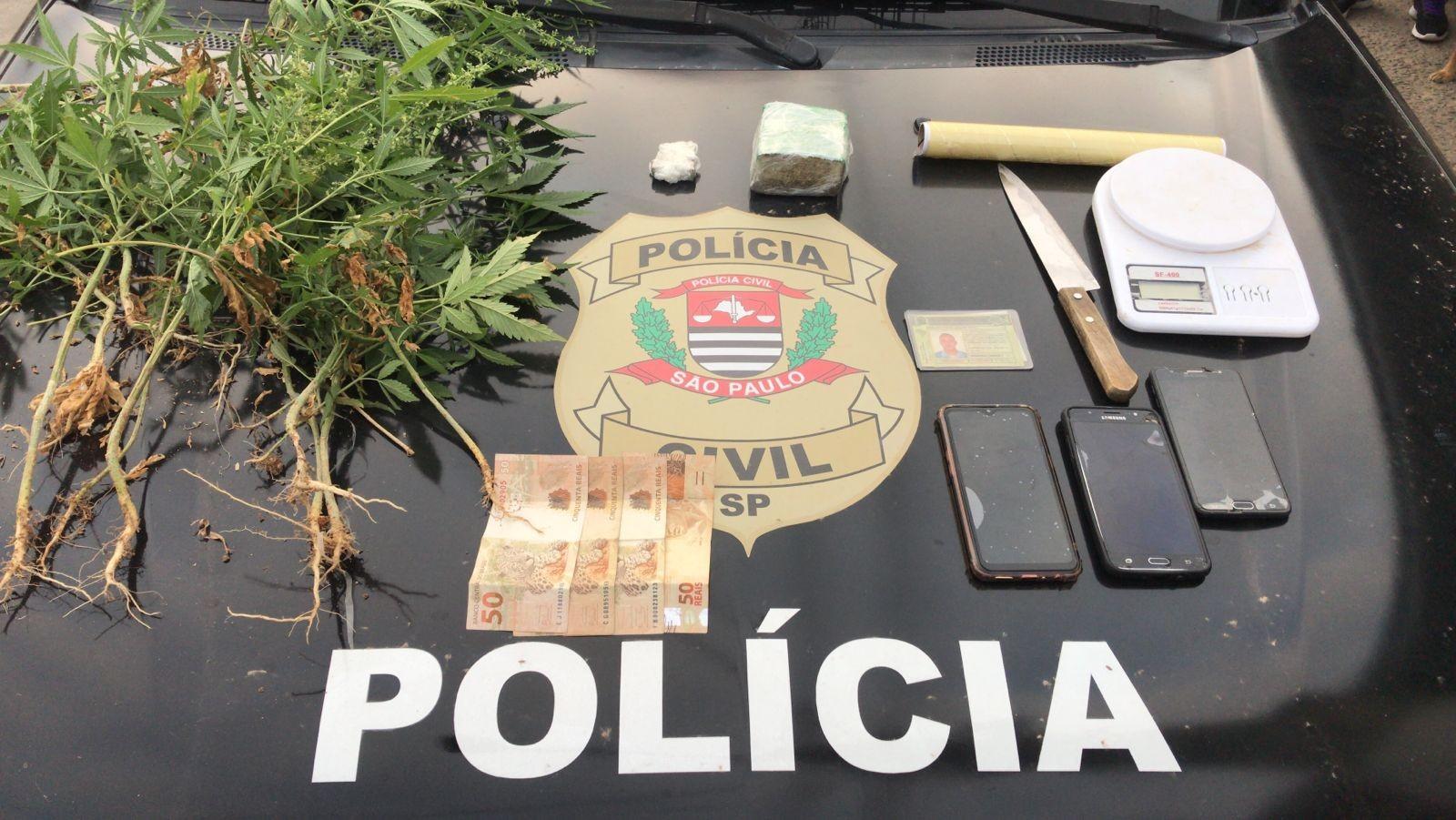 Quadrilha é presa após investigação sobre furto de casas em Caçapava