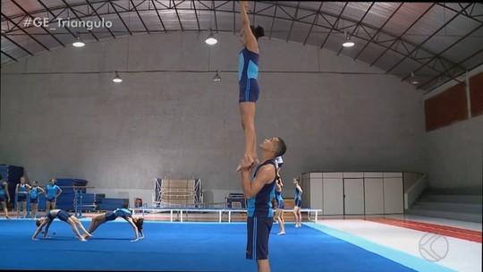 Ginastas de Uberaba ganham medalhas em Torneio Nacional de Ginástica