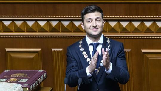 Foto: (Vladyslav Musienko / Serviço de Imprensa do Primeiro Ministro da Ucrânia/ AFP)