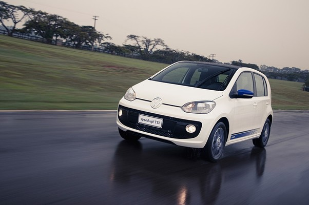 Teste Volkswagen Up Tsi Auto Esporte An 225 Lises