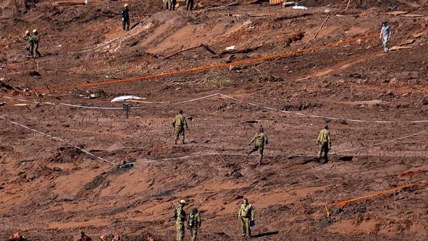 Brumadinho (Foto: Adriano Machado/Reuters/Direitos reservados via Agência Brasil )