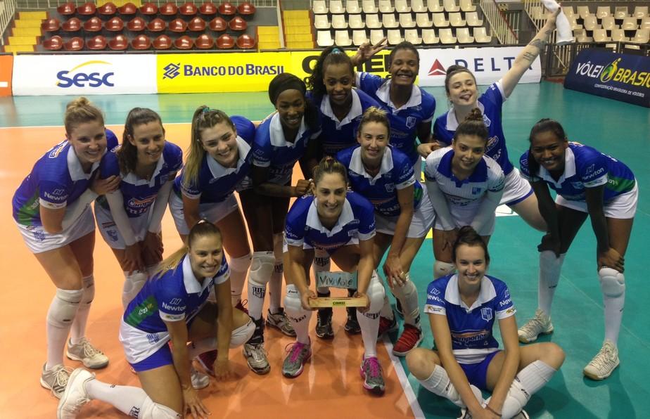 Em prévia do Sul-Americano, Minas domina o Sesc/Rio de Janeiro pela Superliga