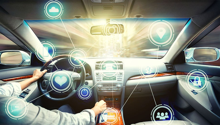 Ok, carro! Operadoras querem transformar os veículos numa espécie de smartphone (Foto: Reprodução)