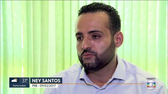 Prefeito de Embu das Artes pede afastamento antes de julgamento de habeas corpus