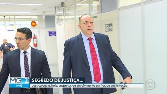 Investigado por suspeita de fraude, Wellington Magalhães participa de audiência em BH