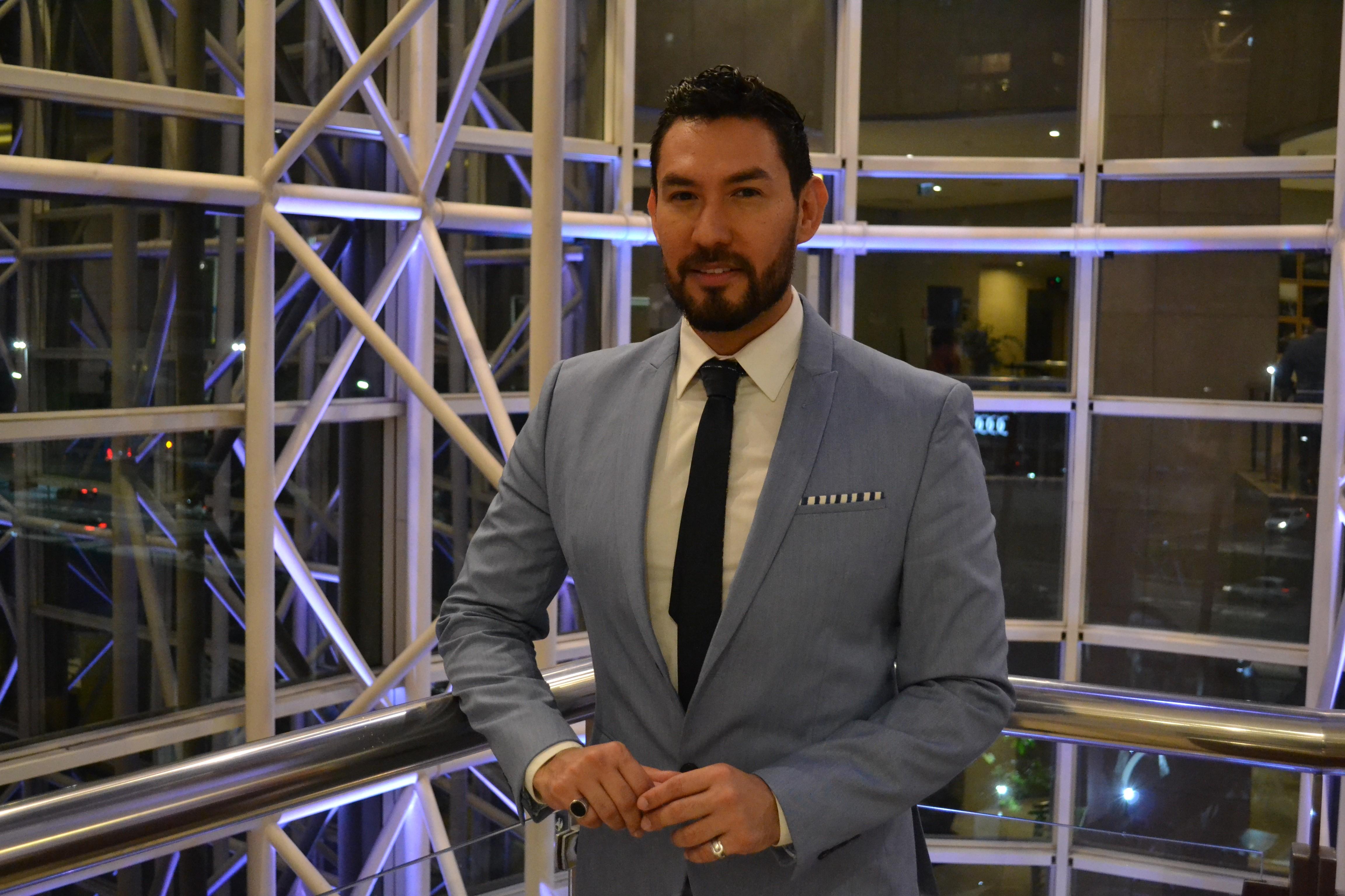 Leonel Reyes, diretor corporativo para a América Latina da RCD Hotels (Foto: Divulgação)