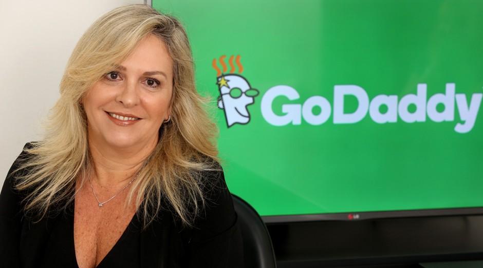 Valéria Molina, da GoDaddy: foco nos pequenos empresários brasileiros (Foto: Divulgação)
