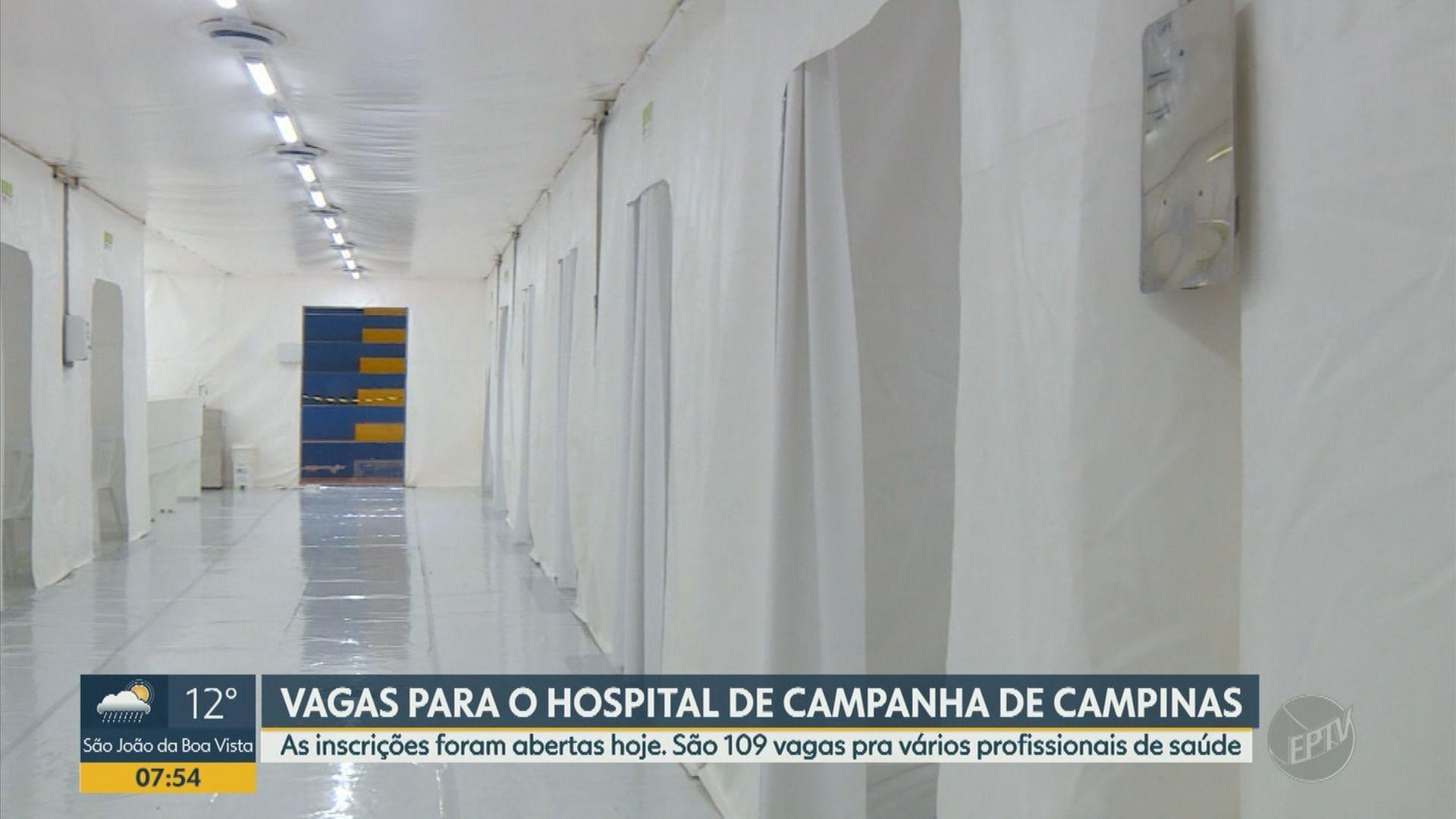 VÍDEOS: Bom Dia Cidade região de Campinas de quarta-feira, 13 de maio