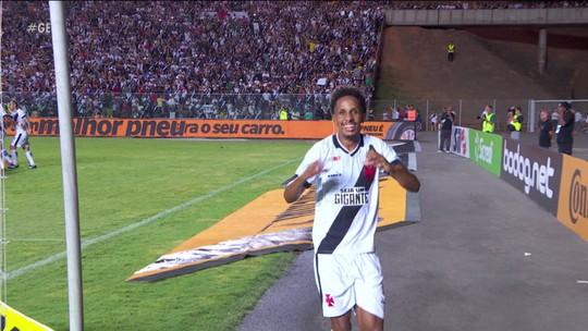 Vasco vence Serra no Espírito Santo e se classifica à terceira fase da Copa do Brasil