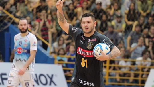 Foto: (Guilherme Mansueto/Magnus Futsal )
