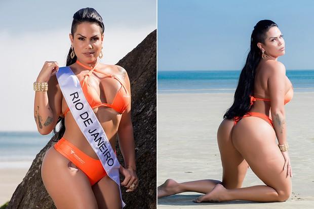 Miss-Bumbum-11- MC-Sexy (Foto: Nelson Miranda / MBB6)