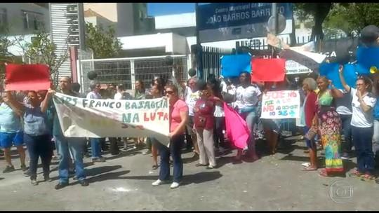 Pacientes sofrem sem atendimento em unidades da prefeitura do Rio