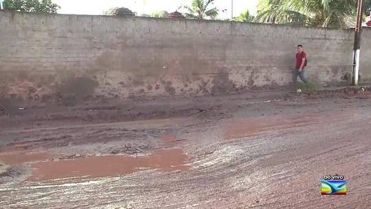 Moradores reclamam de problemas estruturais em São José de Ribamar