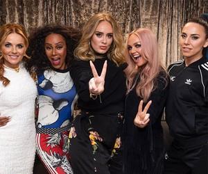 Mel C diz que Spice Girls se recusaram a cantar com Adele por medo de serem ofuscadas