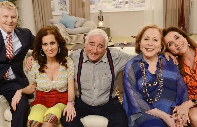 Por muitos anos, o ator viveu o querido Tio Vavá, do humorístico 'Sai de baixo' (Foto: Reprodução)