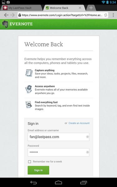 LastPass | Download | TechTudo
