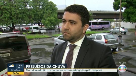 Representante da OAB explica como vítimas do temporal podem acionar seguro