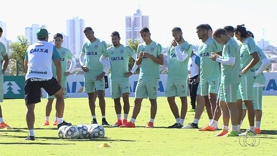 Goiás confirma portões fechados no jogo contra o Boa Esporte, neste sábado