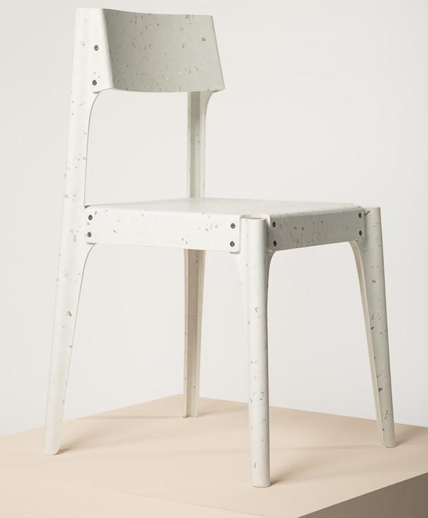 Alexander Schul criou as peças usando folhas de poliestireno de alto impacto. Os projetos devem ser universais, práticos e facilmente fabricáveis  (Foto: Divulgação)