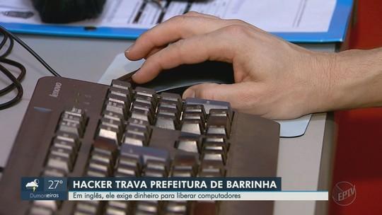 Hackers pediram resgate em bitcoins ao invadirem sistemas da Prefeitura de Barrinha, SP