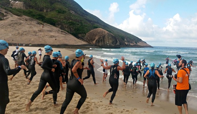 EuAtleta - Rio Triathlon galeria (Foto: Renata Domingues)