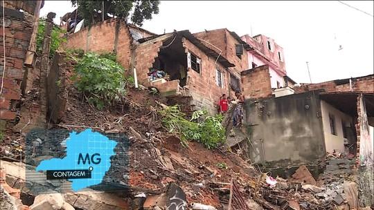 Minas tem 43 municípios em situação de emergência por causa das chuvas