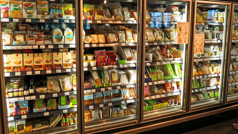 Freezer no supemercado (Foto: Pixabay)