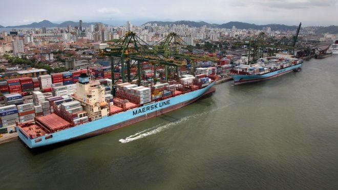 A parte de transportes foi a maior decepção dentro do projeto durante o Governo Temer - apenas quatro aeroportos, uma rodovia e nenhuma ferrovia (Foto: DIVULGAÇÃO/GOVERNO FEDERAL via BBC News Brasil)