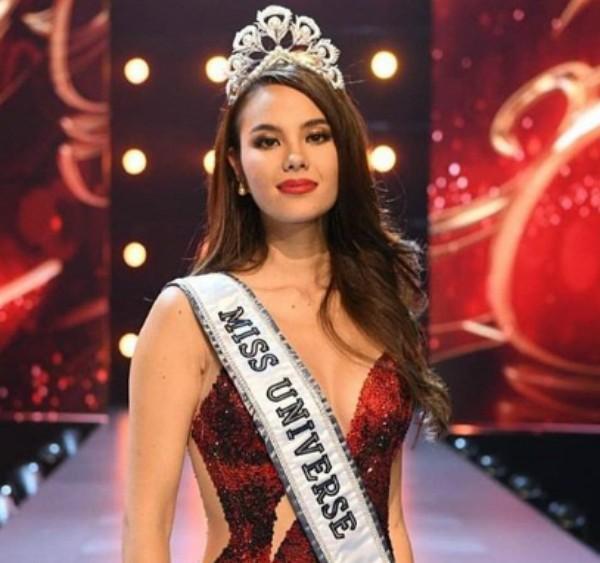 Catriona Gray, a Miss Universo 2018 (Foto: Reprodução Instagram)