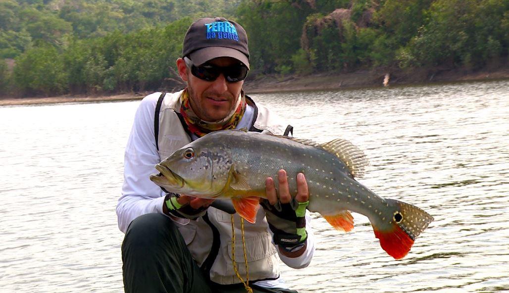 Pescaria traz a rotina de ribeirinhos da região do Rio Juma (AM)